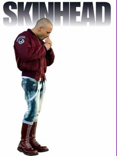 Mode Skinhead, Skinhead Men, Skinhead Boots, Skinhead Reggae, Skinhead Fashion, Skinhead Style, Fred Perry Polo, Skin Head, Chelsea Girls