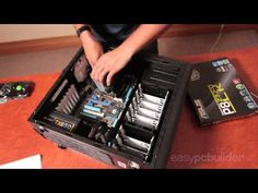 ▶ How to build a computer in 30 minutes with EasyPCbuilder! *NEW* 2013 edition - Gaming PC - YouTube