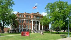 Freestone County Courthouse, Fairfield, TX