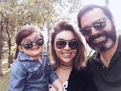 Que #familia mais fashion essa da @pamellaferraric ❤️ #lindos #pamellaferraric #muitoamor #diadospaischegando #family