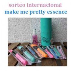 sorteo internacional make me pretty essence ^_^ http://www.pintalabios.info/es/sorteos-de-moda/view/es/4935 #Internacional #Sorteo #Maquillaje