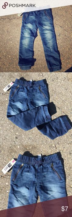 Denim Pants for toddler BARGAIN New Jeans pants for kids. Bargain price. Soft denim material. Stretch waist. Very cute Cherokee Bottoms Jeans