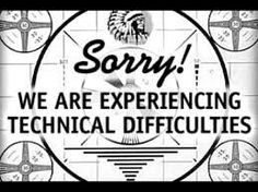Image result for vintage tv test patterns