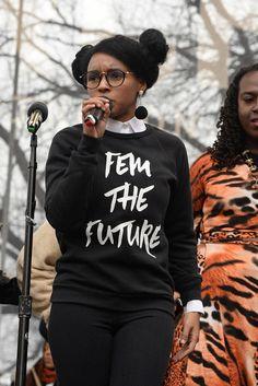 Statement-Shirts: Es lebe der Feminismus! - VOGUE