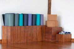 yoga mat holder