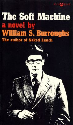 Dangerous Minds | Cover Versions: Worldwide covers of William S. Burroughs books