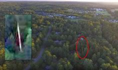 UFO Caught By Drone Moving At Incredible Speed |UFO Sightings Hotspot