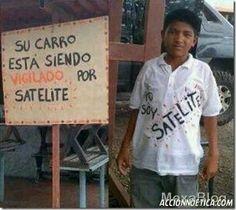 Yo soy satelite