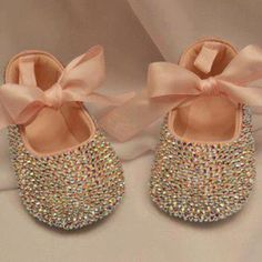 Items similar to Pink Baby Shoes Rhinestone Shoes Swarovski Baby Shoes Crystal Shoes on Etsy Baby Girl Shoes, My Baby Girl, Baby Love, Girls Shoes, Cute Baby Shoes, Pretty Baby, Cute Kids, Cute Babies, Baby Kids