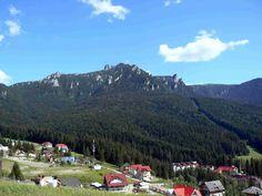 Masivul Ceahlau – salas al zeului Zamolxis Visit Romania, Tourist Places, Dolores Park, National Parks, Mountains, Nature, Travel, Naturaleza, Viajes