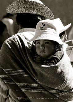 Peruvian baby.