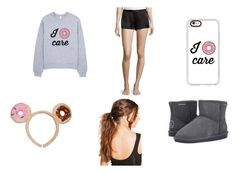 """""""i donut care"""" by tearbear118 on Polyvore featuring Bearpaw, La Perla, Casetify and Boohoo"""