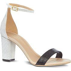 Hanneli Mustaparta - Look 3 - Kurt Geiger http://www.hiphunters.com/shop/kurt-geiger-bella-sandals/52eb13360dc24e91ae396be7