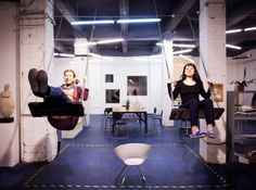 Coworking Spaces in Moscow & St. Petersburg: http://www.deskmag.com/en/exercise-bikes-and-tightropes-coworking-in-st-petersburg-and-Moscow