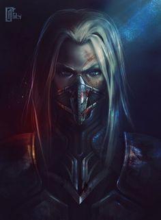 Smoke, Mortal Kombat  Artista:AlexCarroty