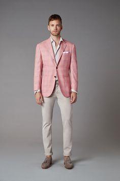 gran descuento sobornar auténtico Página web oficial Outfit Blazer Rosa y Mamey