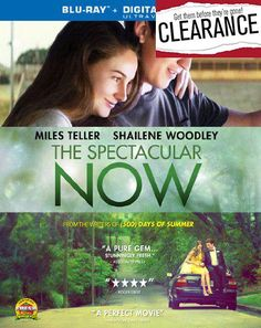 "#spring2018 Based on the beloved book by Tim Tharp, THE #SPECTACULAR NOW is the story of Sutter Keely (Miles Teller), a high school senior and self-proclaimed ""..."