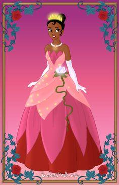 Tiana St Valentin by Heroine-FA-C-n-Xover.deviantart.com on @deviantART