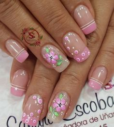 Manicure Colors, Manicure And Pedicure, Gold Glitter Nails, Girls Nails, Nail Arts, Spring Nails, Cute Nails, Nail Art Designs, Finger