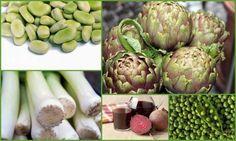 Şifa deposu sebzeler.   İlkbaharda hangi sebzeleri daha fazla tüketmeliyiz?