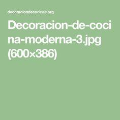Decoracion-de-cocina-moderna-3.jpg (600×386)