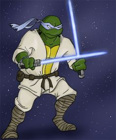 Jedi Leo by Kobb on deviantART my life is complete!