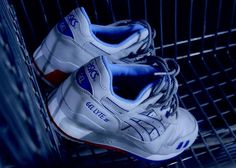 "Asics Gel Lyte 3 ""Future Pack""  #asics #gellyte3 #sneakers #kicks"