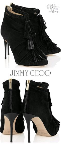 Brilliant Luxury * Jimmy Choo 'Myra' FW 2015 www.ScarlettAvery.com