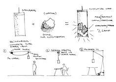 Dragos Motica lamp - Buscar con Google