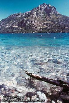 San Martin de los Andes Neuquen Foto Lago Huechulafquen (Santiago Gaudio)