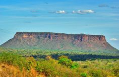 Discover Chapada das Mesas National Park in Santa Terezinha, Brazil: High plateaus and beautiful waterfalls frame this ecologically significant nature preserve. Samba, Parc National, National Parks, Brazil Tourism, Trekking, Parque Natural, Rio Grande Do Norte, Beautiful Waterfalls, Planet Earth