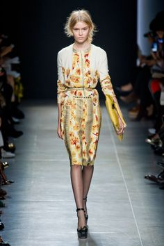 Bottega Veneta at Milan Fashion Week Spring 2013
