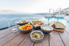 Looking for a unique culinary experience in #Santorini? Let @Santorini Secret Suites & Spa and its exceptional Black Rock Restaurant take you on an exciting gastronomic journey that will tickle your senses and satisfy your taste buds! #gastronomy