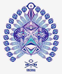 MYTHOLOGY CREATURES // UCON ACROBATICS by PABLO ABAD, via Behance