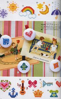 Easy Cross Stitch - Book 3   by This and That From Japan
