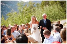 Wedding Photography | Here comes the Bride | The Lodge at Breckenridge, Colorado | http://thelodgeandspaatbreck.com/