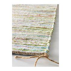 IKEA:  TÅNUM Teppich flach gewebt, versch. Farben, 60x90 cm CHF 4.95