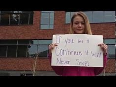 Video PSA created by youth, for youth about dating violence. What do #teens look for in a partner? What makes a healthy or unhealthy #relationship? Videos brought to you by TOGETHER! and YWCA of Olympia in partnership through the Thurston Coalition for Women's Health.