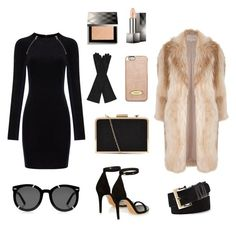 Wishlist #13 | A winter outing with bae by dlclothilde on Polyvore featuring polyvore, fashion, style, T By Alexander Wang, River Island, Isabel Marant, Karen Walker, Vince Camuto, MICHAEL Michael Kors, AGNELLE and Burberry