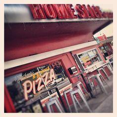 Home Slice Pizza Austin, Texas - David Kozlowski