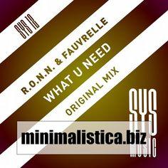 Ron Carroll, Fauvrelle, R.O.N.N. - What U Need - http://minimalistica.biz/house/ron-carroll-fauvrelle-r-o-n-n-what-u-need/