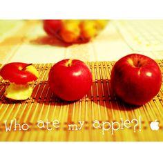 #apple apple apple #fruit fruit fruit #delicious delicious delicious