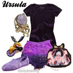 """Ursula"" by em-ily-ann on Polyvore"