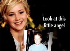 <3  Jennifer has grown to be one of my favorite actors :)