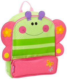 Stephen Joseph Girls Sidekick Backpack ac2b9110fda87