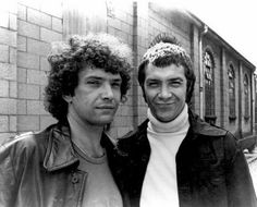 Bodie and Doyle The Professionals The Professionals Tv Series, British Drama Series, Martin Shaw, I Do Love You, Tom Burke, David Cassidy, Great Tv Shows, Music Film, Classic Tv