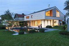 Haus Huber mit Garten und Pool