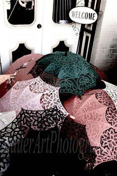 Umbrellas! by Eim143
