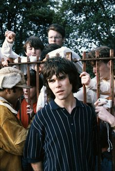 The Stone Roses at Spike Island and Glasgow Green - in pictures Music X, Music Albums, Music Love, Music Bands, Rock Music, Rock And Roll Bands, Rock N Roll, Glasgow Green, Primal Scream