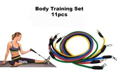 Department Name: UnisexFunction: Muscle Relex ApparatusApplication: Pull RopeModel Number: Pull Rope Fitness Exercises Resistance Bands Latex Tubes Pedal Excerciser Body Training Workout Yoga Body Training, Strength Training, Ultimate Workout, Super Sets, Resistance Band Exercises, Keep Fit, Muscle Groups, Nice Body, Perfect Body